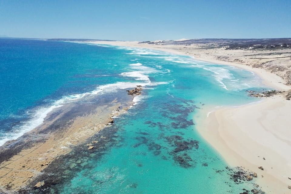 bremer bay western australia beach camping